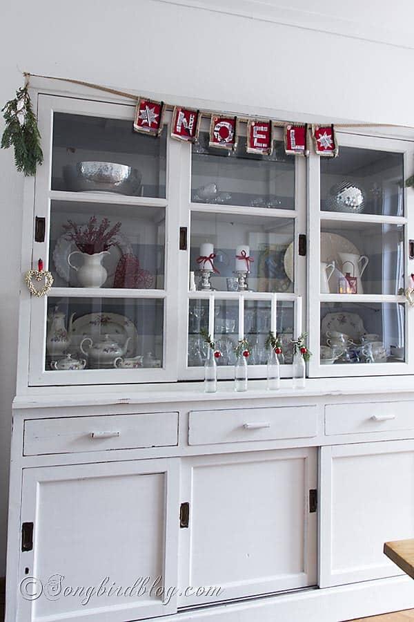 simple Christmas decoration 1