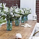 Summer on the Garden Table, wedding table decoration