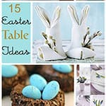 thumb 15 Easter Table Ideas