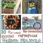 thumb Junk Filled Garden Ideas