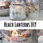 thumb beach lanterns diy decor