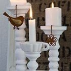 thumb lamp stand candle stick 1