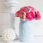 thumb pink flowers vignette