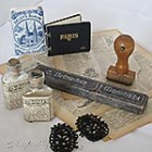 thumb vintage treasures from Etsy shop Songbirdsnest ephemera dictionary craft