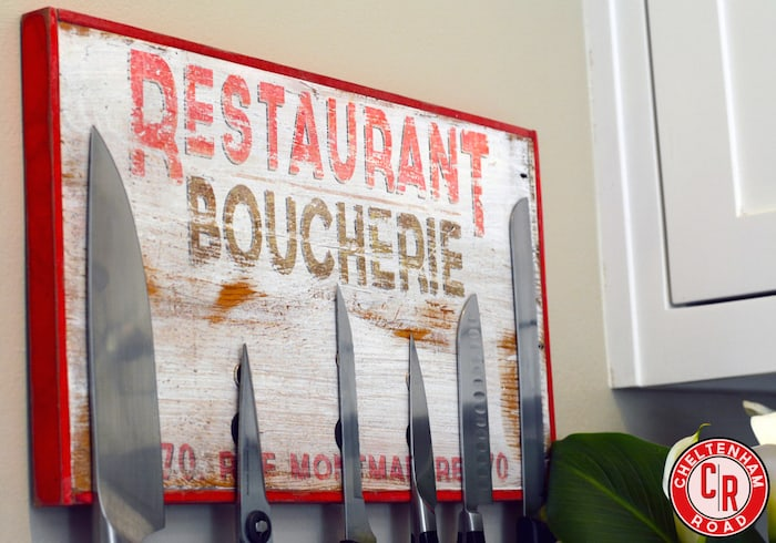 vintage-restaurant-sign-knife-holder-kitchen-decor-tutorial-cheltenham-road